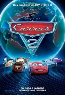 Carros 2 - Poster / Capa / Cartaz - Oficial 3