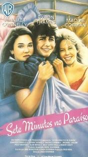 Sete Minutos no Paraíso - Poster / Capa / Cartaz - Oficial 3