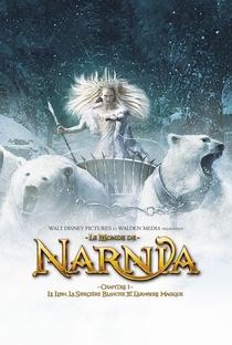 As Crônicas de Nárnia: O Leão, a Feiticeira e o Guarda-Roupa - Poster / Capa / Cartaz - Oficial 3