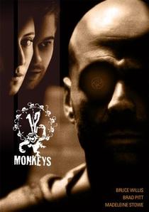 Os 12 Macacos - Poster / Capa / Cartaz - Oficial 6