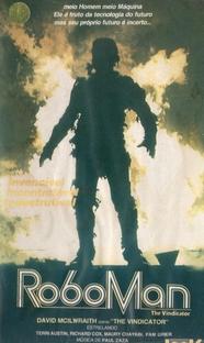 Roboman - Poster / Capa / Cartaz - Oficial 2