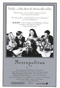 Metropolitan - Poster / Capa / Cartaz - Oficial 2