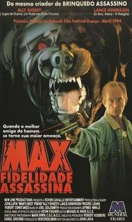 Max - Fidelidade Assassina - Poster / Capa / Cartaz - Oficial 2