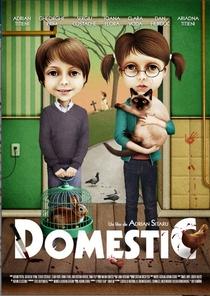 Domestic - Poster / Capa / Cartaz - Oficial 1
