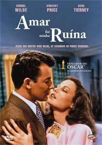 Amar Foi Minha Ruína - Poster / Capa / Cartaz - Oficial 7