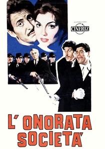 Sociedade Honrada - Poster / Capa / Cartaz - Oficial 1
