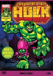O Incrível Hulk (1ª Temporada) - Poster / Capa / Cartaz - Oficial 1