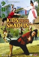 O Templo de Shaolin 2: As Crianças de Shaolin (Shao Lin Xiao Zi)