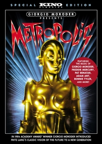 Giorgio Moroder Presents Metropolis - Poster / Capa / Cartaz - Oficial 2