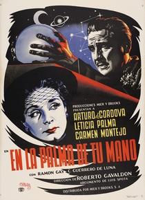 En la palma de tu mano - Poster / Capa / Cartaz - Oficial 1