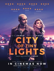 City of Tiny Lights - Poster / Capa / Cartaz - Oficial 2