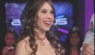 Sheila Espinosa - Cantora argentina dá Show no programa Astros- Sbt-02/04/2012
