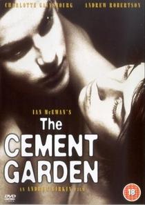 O Jardim de Cimento - Poster / Capa / Cartaz - Oficial 2