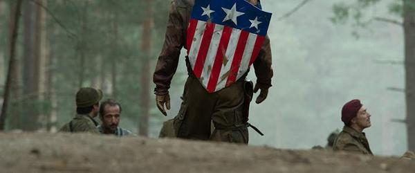 A trilogia Capitão América
