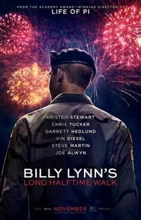 A Longa Caminhada de Billy Lynn - Poster / Capa / Cartaz - Oficial 1