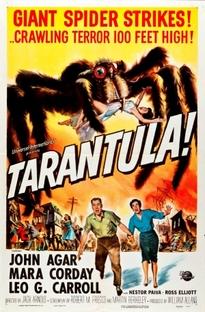 Tarântula - Poster / Capa / Cartaz - Oficial 1