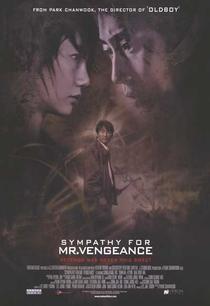 Mr. Vingança - Poster / Capa / Cartaz - Oficial 9