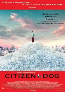 Citizen Dog - Poster / Capa / Cartaz - Oficial 1