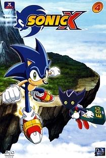 Sonic X (3ª Temporada) - Poster / Capa / Cartaz - Oficial 11