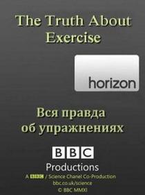 A Verdade sobre Exercicios - Poster / Capa / Cartaz - Oficial 1