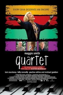 O Quarteto - Poster / Capa / Cartaz - Oficial 4