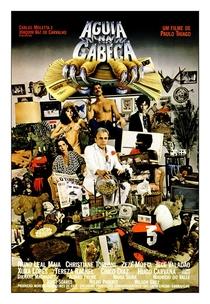 Águia na Cabeça - Poster / Capa / Cartaz - Oficial 1
