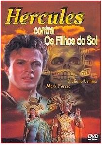 Hércules Contra os Filhos do Sol  - Poster / Capa / Cartaz - Oficial 2