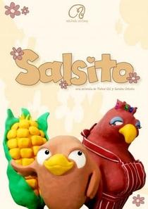 Salsito, o musical - Poster / Capa / Cartaz - Oficial 1
