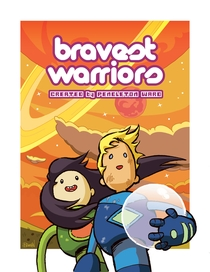 The Bravest Warriors - Poster / Capa / Cartaz - Oficial 2