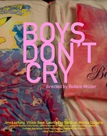 Boys Don't Cry - Poster / Capa / Cartaz - Oficial 1