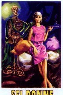 Seis Mulheres para o Assassino - Poster / Capa / Cartaz - Oficial 4
