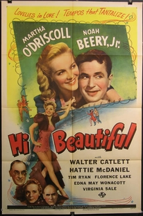 Hi, Beautiful - Poster / Capa / Cartaz - Oficial 1