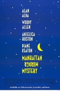 Um Misterioso Assassinato em Manhattan - Poster / Capa / Cartaz - Oficial 1