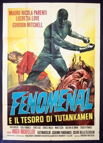 Phenomenal and the Treasure of Tutankamen - Poster / Capa / Cartaz - Oficial 2