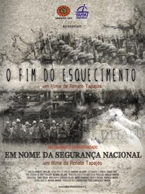 O Fim do Esquecimento - Poster / Capa / Cartaz - Oficial 1