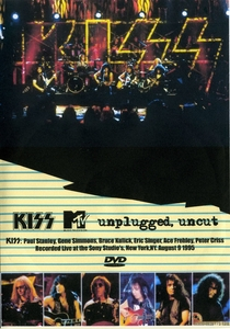 Kiss - Unplugged - Poster / Capa / Cartaz - Oficial 1