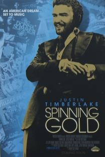 Spinning Gold - Poster / Capa / Cartaz - Oficial 1