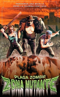 Plaga Zombie - Zona Mutante - Poster / Capa / Cartaz - Oficial 1