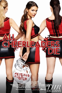 Todas as Cheerleaders Devem Morrer - Poster / Capa / Cartaz - Oficial 3