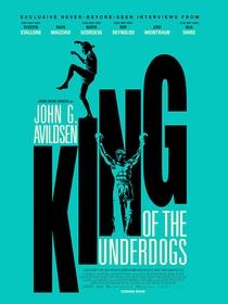 John G. Avildsen: King of the Underdogs - Poster / Capa / Cartaz - Oficial 1