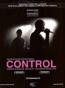 Controle: A História de Ian Curtis - Poster / Capa / Cartaz - Oficial 2