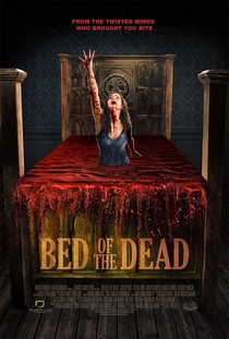 Bed of the Dead - Poster / Capa / Cartaz - Oficial 1