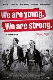 We Are Young, We Are Strong - Poster / Capa / Cartaz - Oficial 1