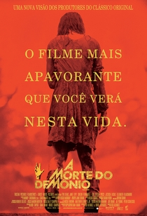 A Morte do Demônio - Poster / Capa / Cartaz - Oficial 1