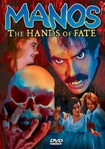Manos - As Mãos do Destino - Poster / Capa / Cartaz - Oficial 2