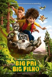 Big Pai, Big Filho - Poster / Capa / Cartaz - Oficial 1
