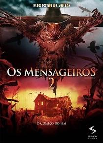 Os Mensageiros 2: A Maldição do Espantalho - Poster / Capa / Cartaz - Oficial 1