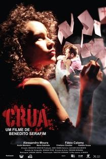 Crua - Poster / Capa / Cartaz - Oficial 1