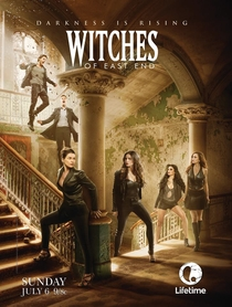 As Bruxas de East End (2ª Temporada) - Poster / Capa / Cartaz - Oficial 1