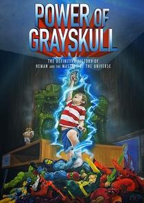 """A Força de Grayskull: A História de """"He-Man e os Mestres do Universo"""" - Poster / Capa / Cartaz - Oficial 2"""